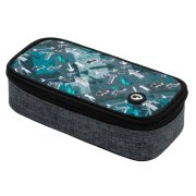 CASE THEORY 20 B GRAY/TURQUOISE/BLACK