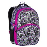 Bagmaster MADISON 7 B BLACK/PINK/VIOLET