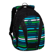 BAG 20 C BLUE/GREEN/BLACK/WHITE