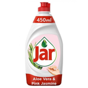 JAR na riad 450ml Sensitive Aloe vera & Pink Jasmine