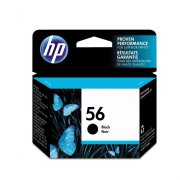 Atrament HP C6656AE, 19ml čierny